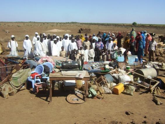 """صورة اتهامات دولية للسودان باستخدام """"الكيميائي"""" في دارفور"""