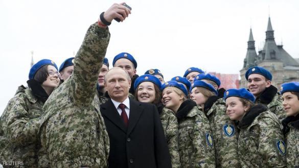 Photo of بوتين.. أقوى رجل في العالم