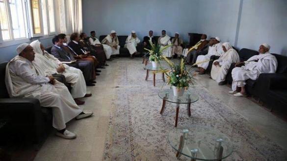 "Photo of ""شيوخ ليبيا"": حوادث الاختطاف تهدد المجتمع"