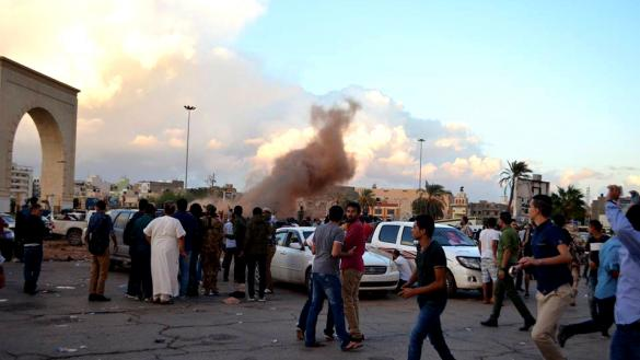 Photo of بنغازي: قتلى وجرحى بساحة الكيش