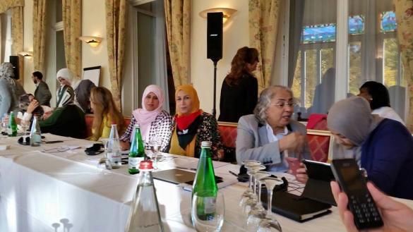 "Photo of مؤتمر ""المرأة"" ينطلق في جنيف"