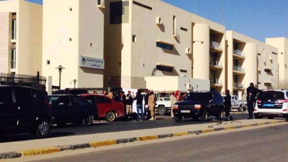 Photo of بلدية الجفرة تتابع شئون القطاعات