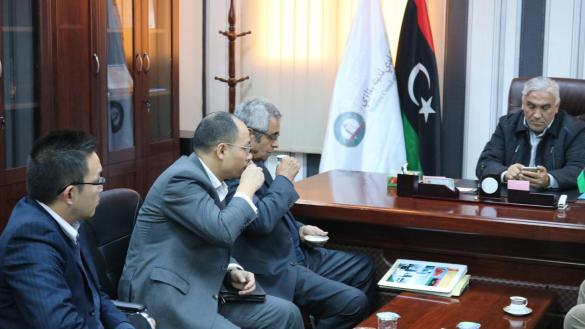 Photo of الصين مهتمة بمشاريع في بنغازي