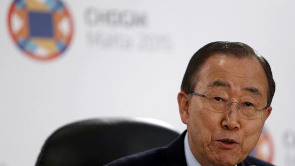 Photo of بان كي مون : ان كان ثمة فشل فهو فشل الليبيين