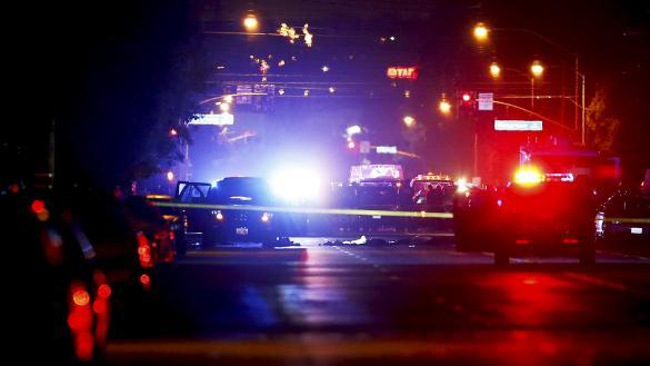 "Photo of ""فاروق""و""تشفين""من اطلق النار في كاليفورنيا"