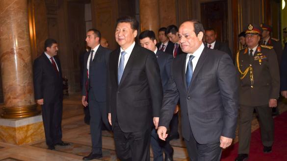 Photo of الصين تدعم مصر بقرض يفوق المليار دولار