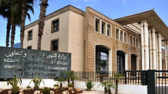 Photo of المغرب ترحب ببيان الـ92