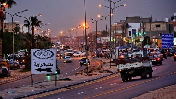 Photo of لجنة مفاوضات لفتح طريق طرابلس- المدن الغربية