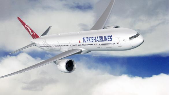 Photo of قنبلة على متن طائرة تركية