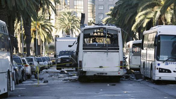 Photo of وزير خارجية تونس عن التفجير الارهابي