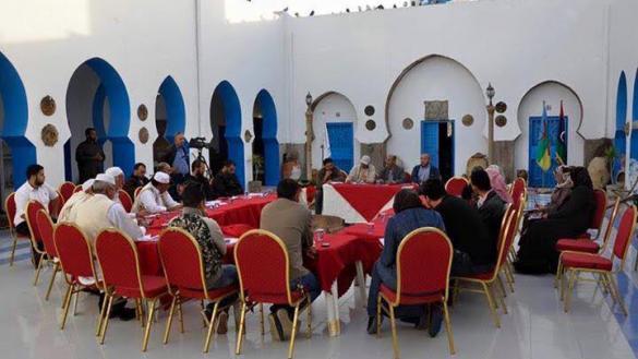 Photo of كيان موحد لمنظمات زوارة