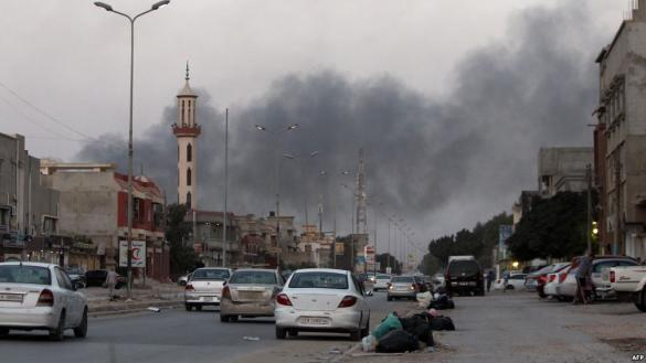 Photo of بنغازي.. اشتباكات في الليثي