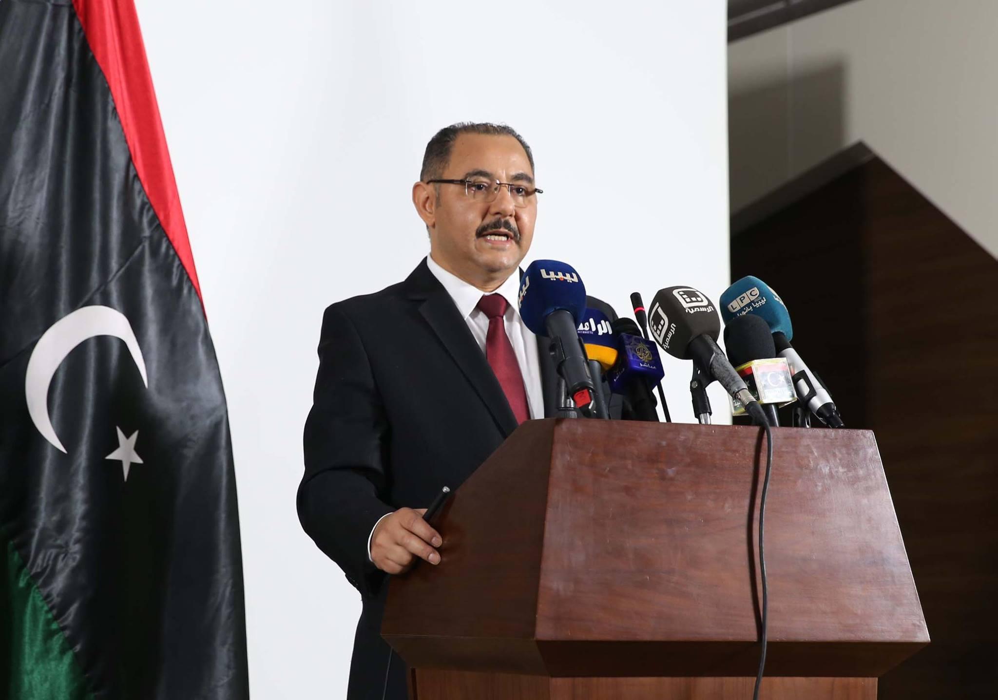 "Photo of ""رئاسي الوفاق"": المذكرة الإيطالية الليبية .. ""شائعة وادعاء"""