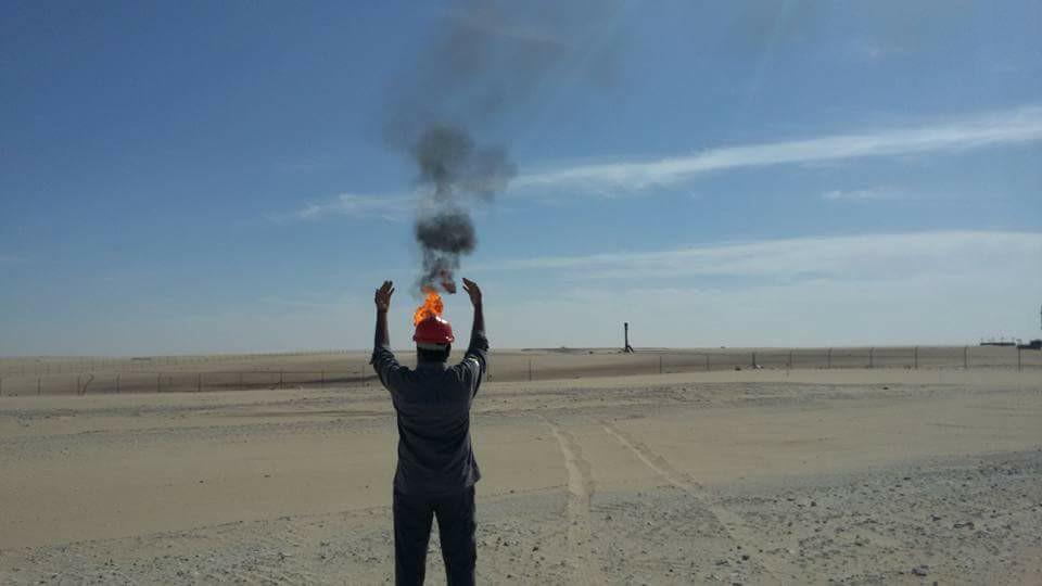 """Photo of """"أبو الطفل"""" يستأنف ضخ الغاز والنفط.. ويرفع الإنتاج"""