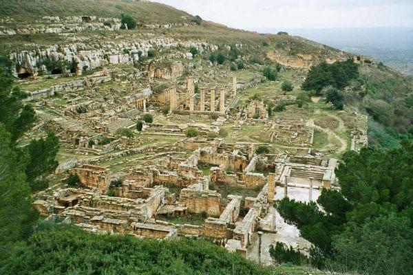 مدينة شحات ليبيا