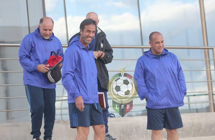 مدرب المنتخب الليبي