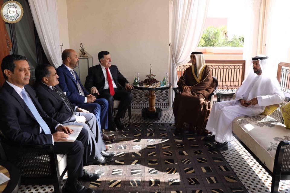 Photo of استعداد إماراتي لمساعدة ليبيا في تحقيق الاستقرار