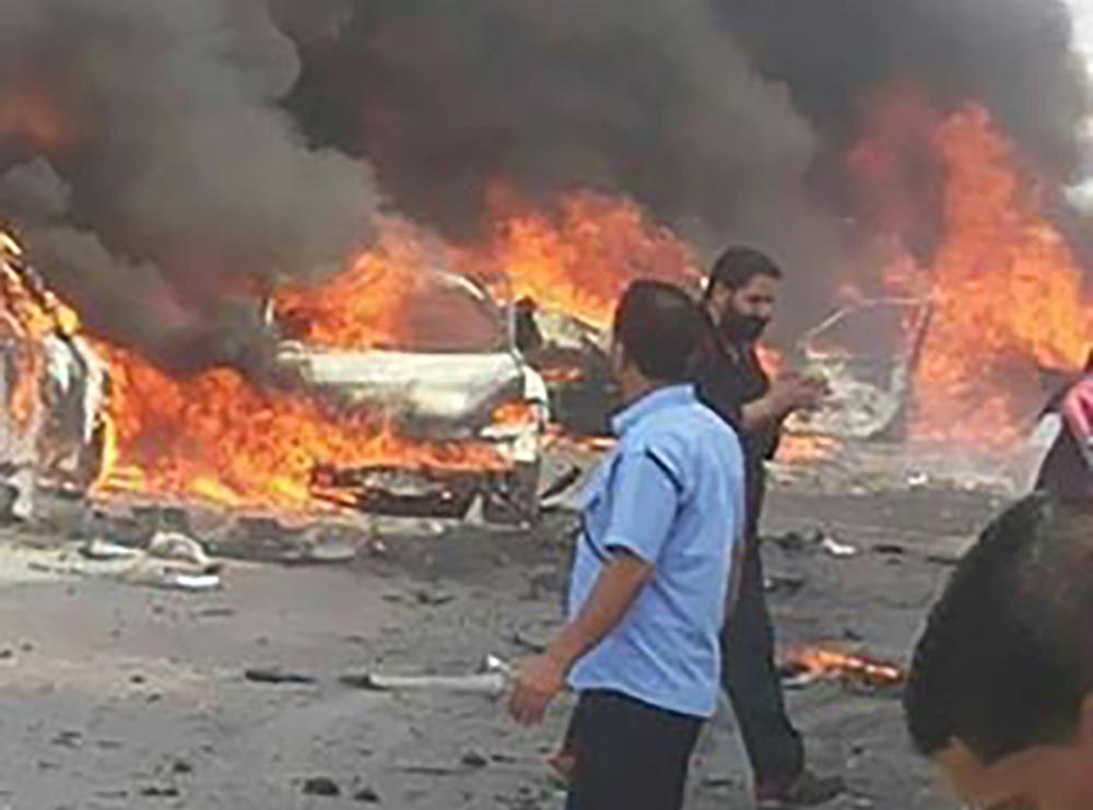 تفجير بنغازي
