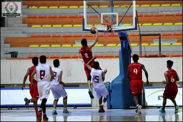 كرة السلة ليبيا