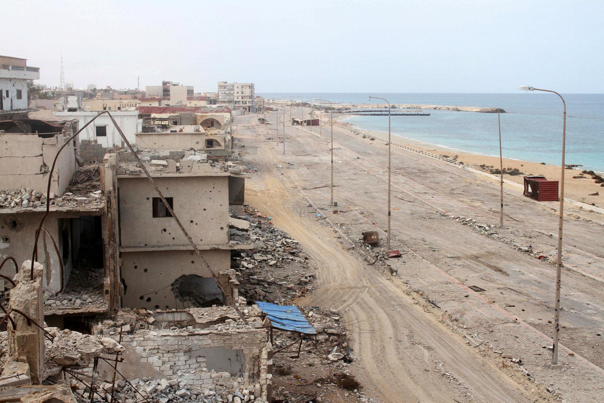 "Photo of ""تحرير سرت"": ""رئاسي الوفاق"" مُقصّر.. ونحتاج ""معدات خاصة"""