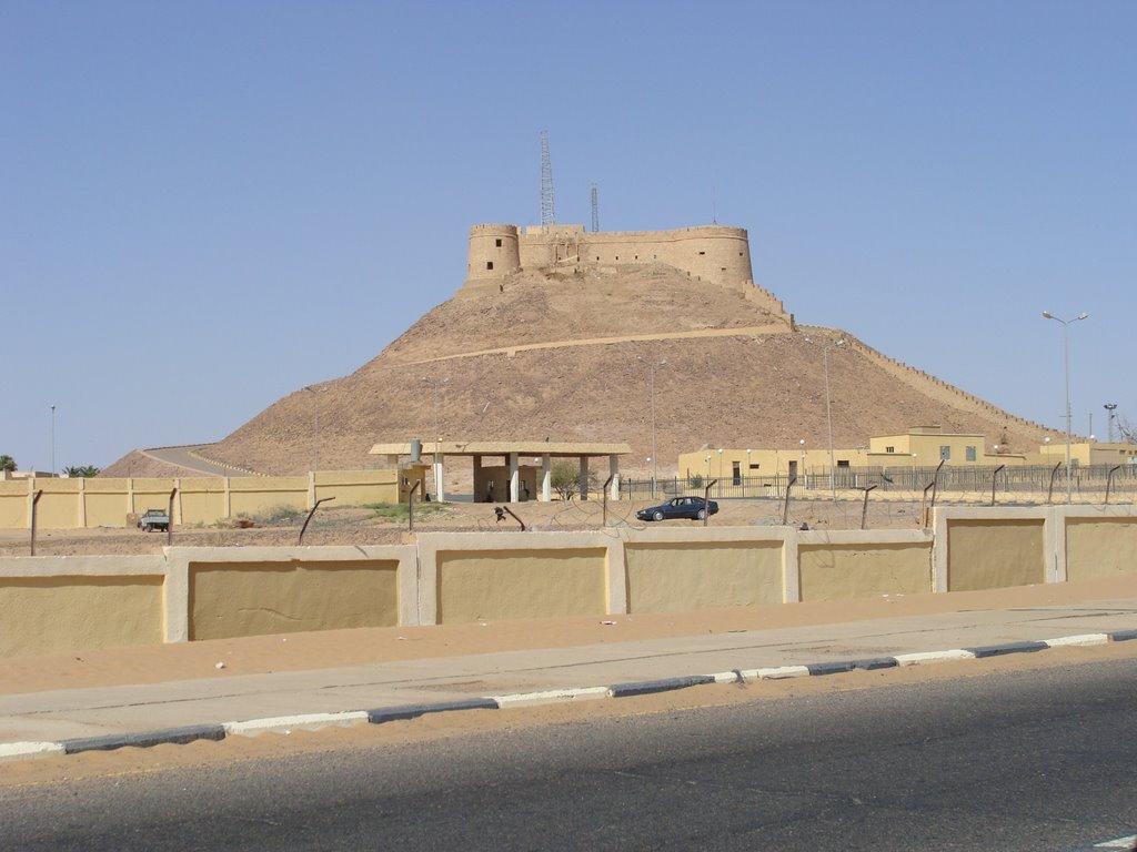 قلعة سبها