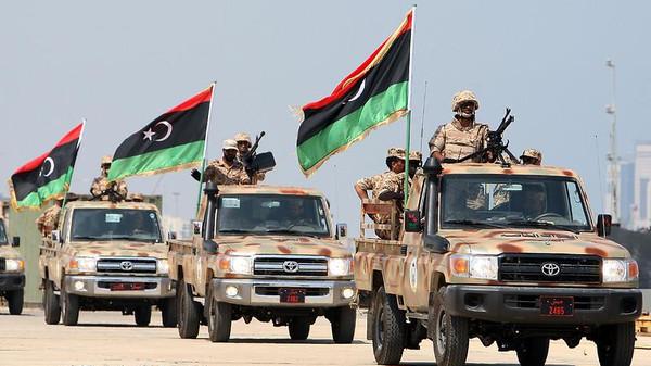 Photo of الجيش يتقدم بخطى ثابتة في درنة