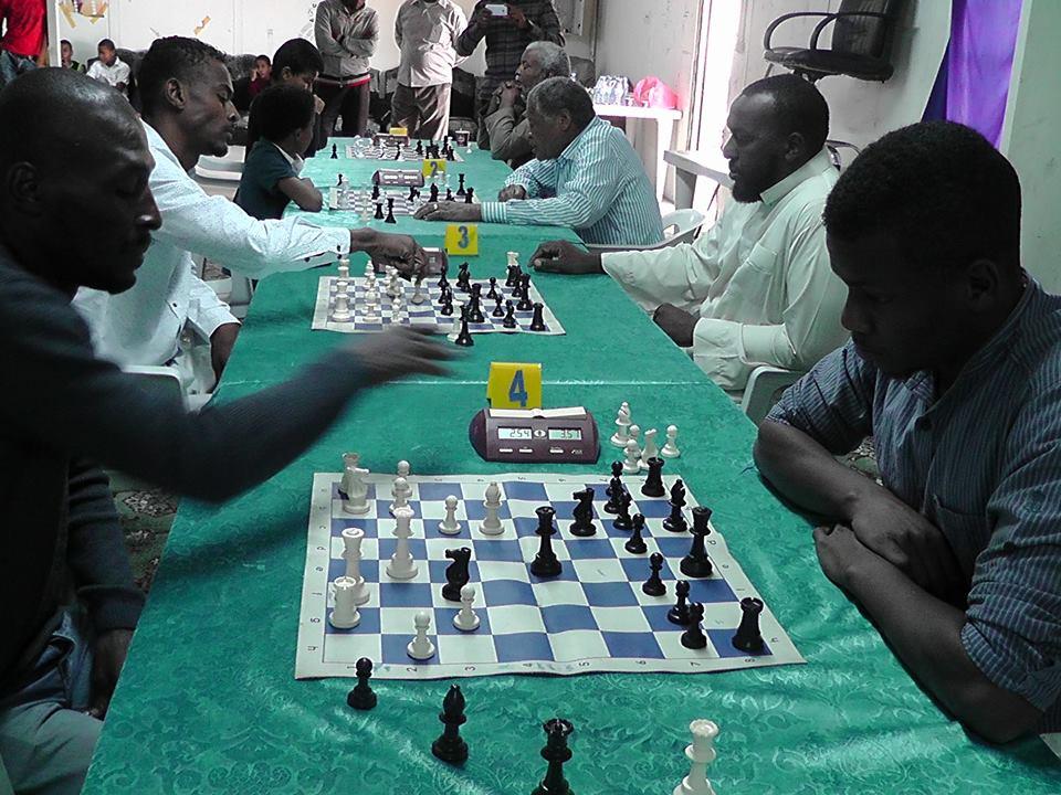 بطولة مفتوحة للشطرنج