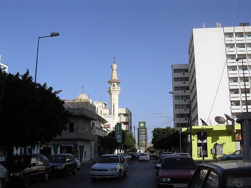 "Photo of غرفة مصراتة تحظر التجوال ب""منطقة عسكرية"" جنوب المدينة"