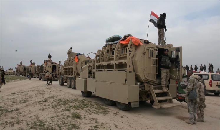 القوات العراقية - الجيش العراقي