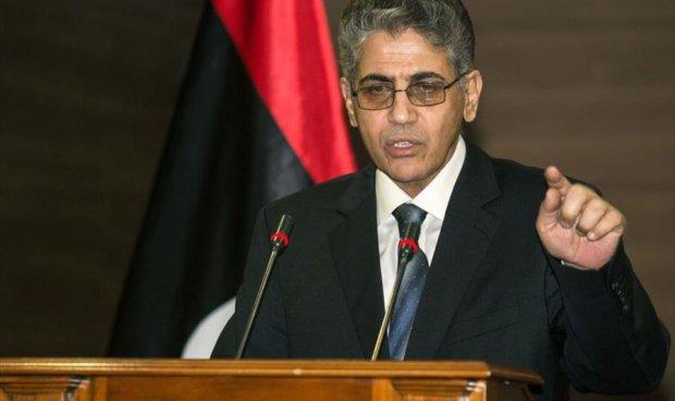 وزير الداخلية الأسبق الدكتور عاشور شوايل