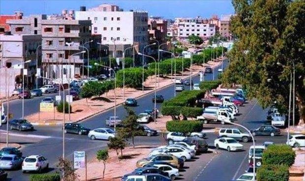 مدينة صبراتة ( صور أرشيفية )