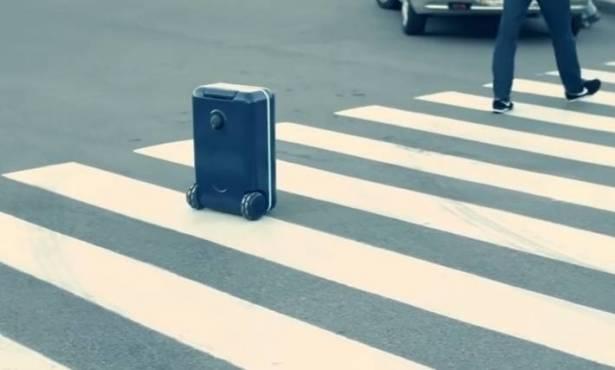 "Photo of حقيبة سفر تتجول بـ""ذكاء"".. وتتفادى العوائق. شاهد"