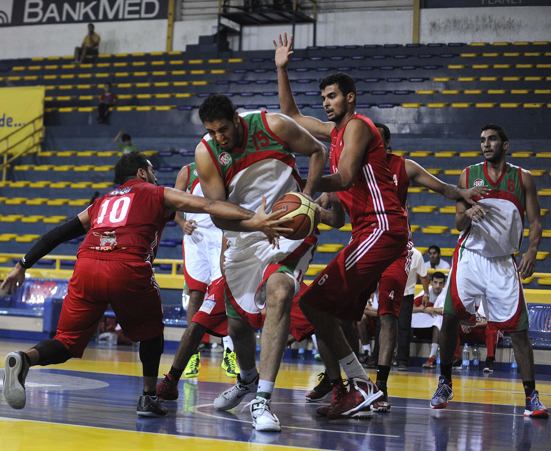البطولة العربية لكرة السلة