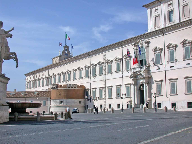 قصر الرئاسة الإيطالي