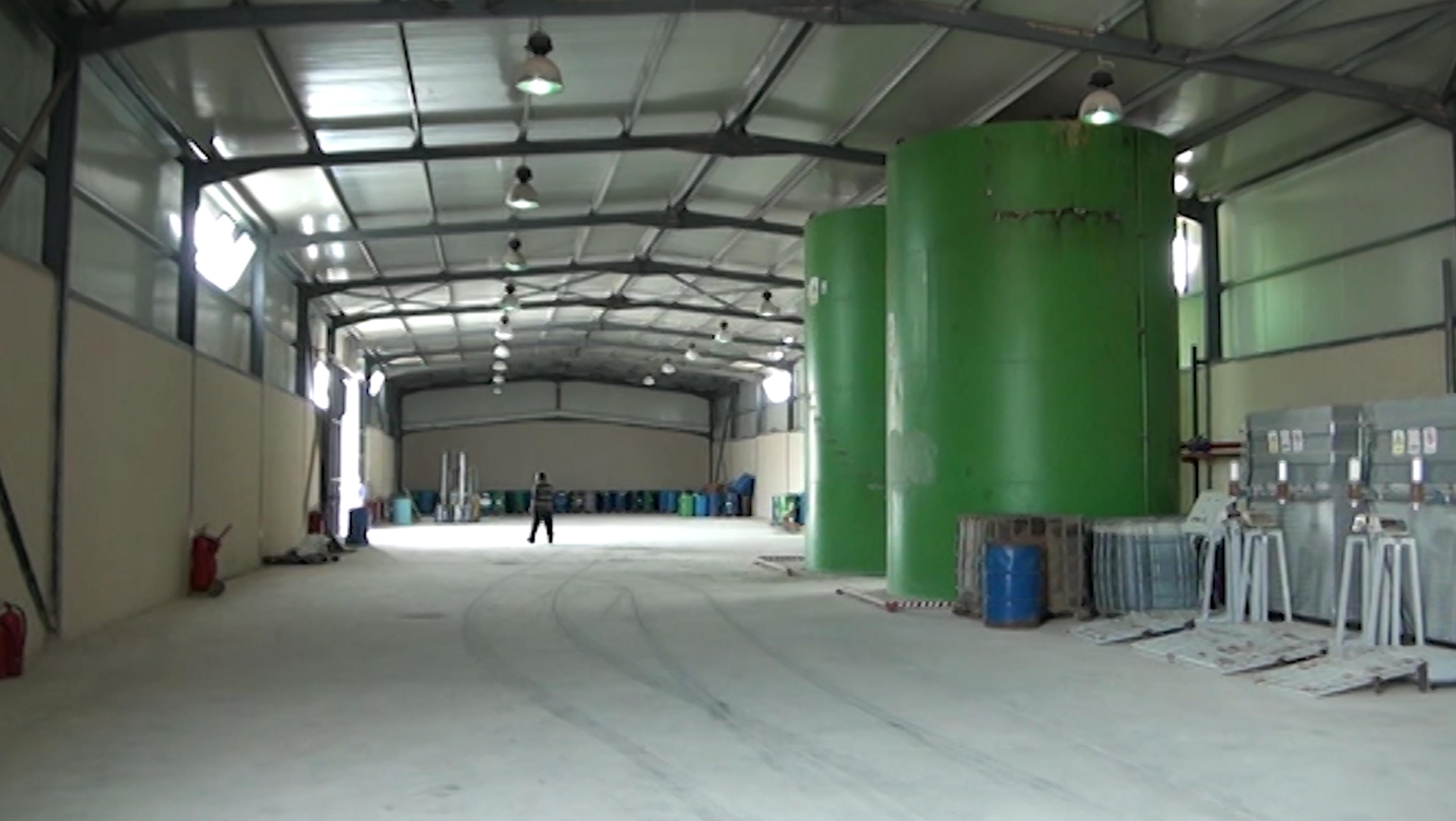 مصنع البتروكيماويات
