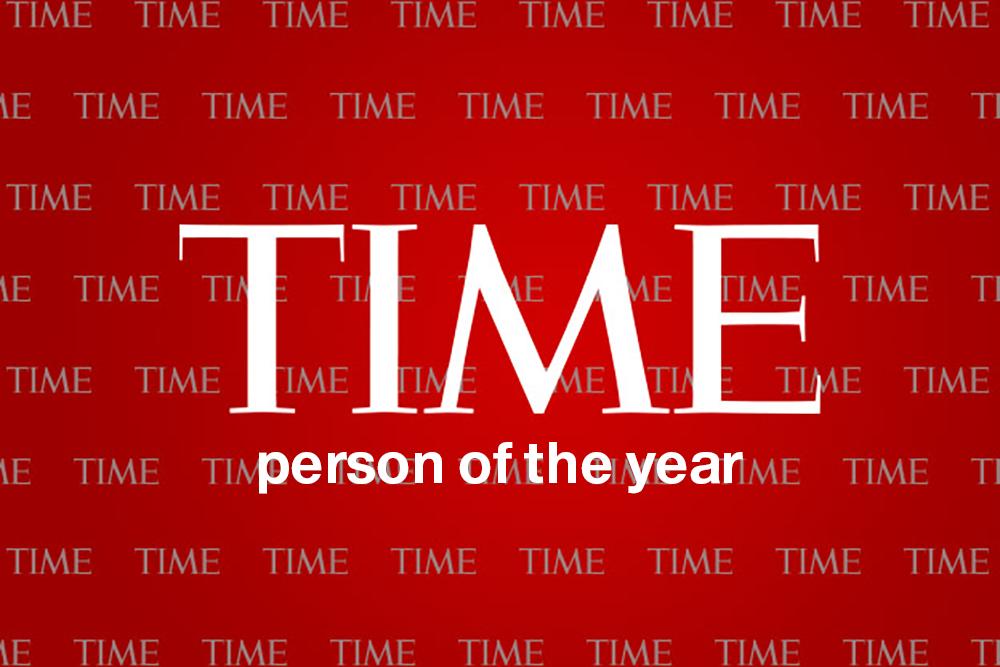 شخصية العام - مجلة التايم