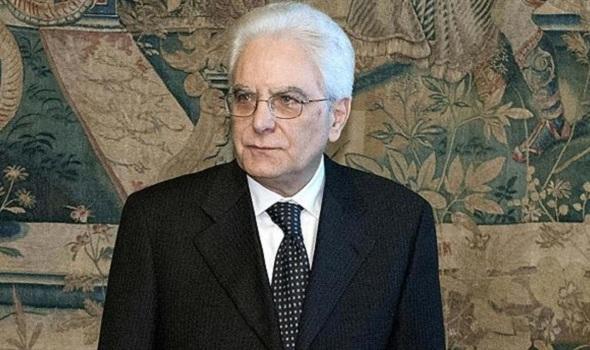 "Photo of ""ليبيا"" على طاولة اجتماع مجلس إيطاليا الأعلى للدفاع"