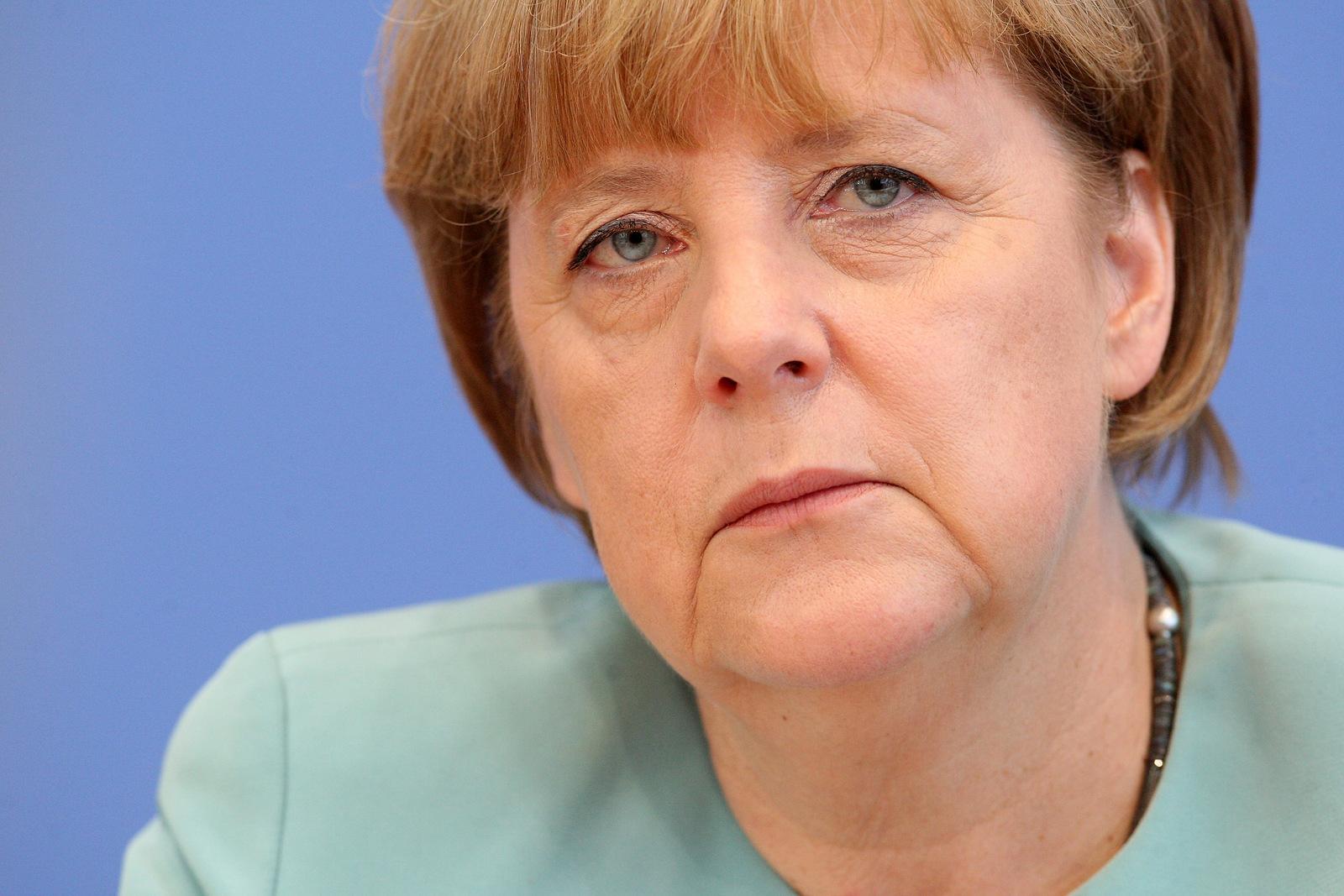 """Photo of ميركل: اتفاق التبادل الحر بين """"اليورو"""" وأميركا """"لن يوقع"""""""