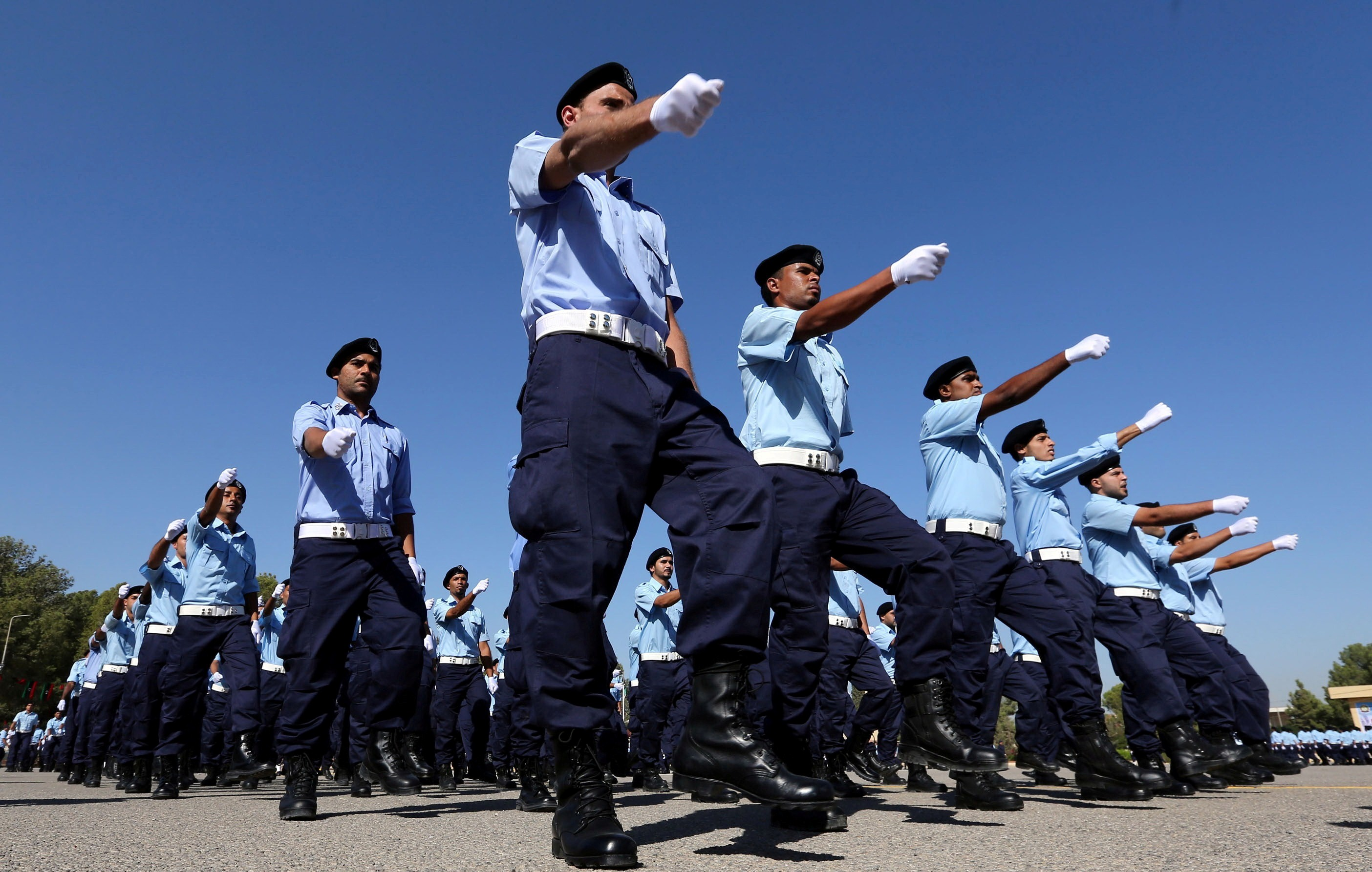 الشرطة الليبية