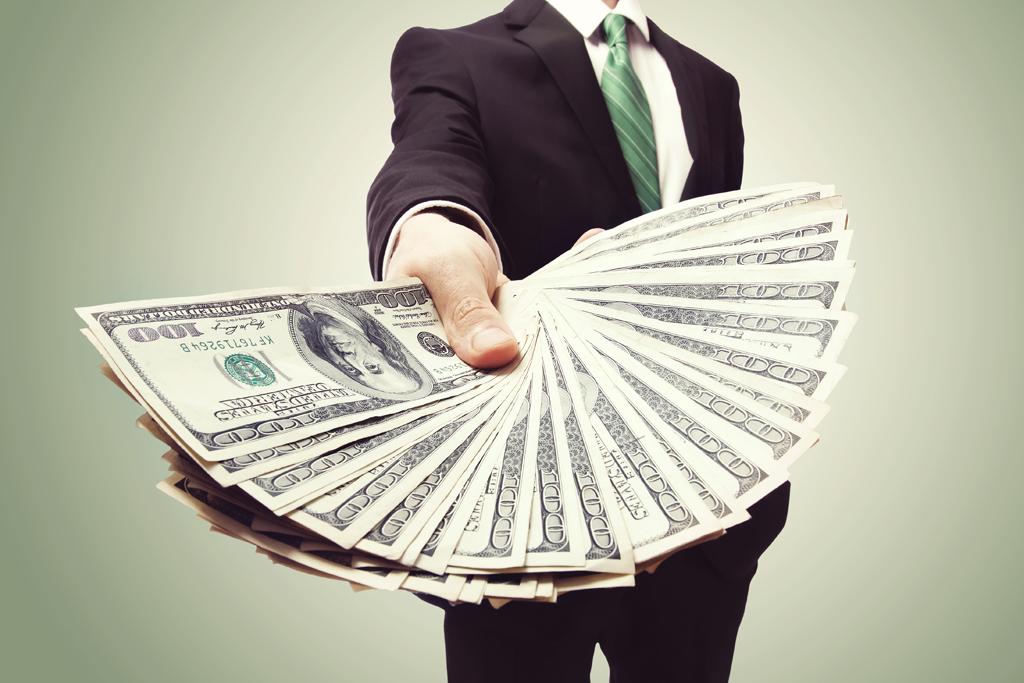 مليونير - نقود