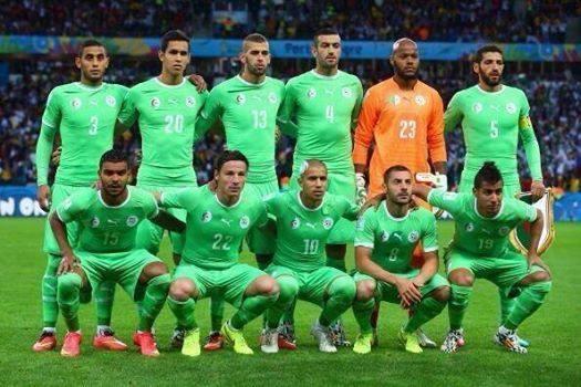 منتخب الجزائر - محاربي الصحراء