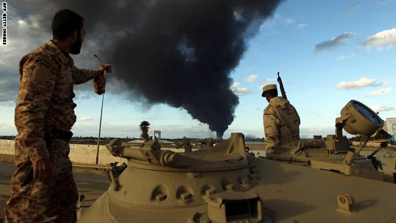 "Photo of 20 قتيلا من الجيش الوطني و7 إرهابيين في ""معارك بنغازي"""