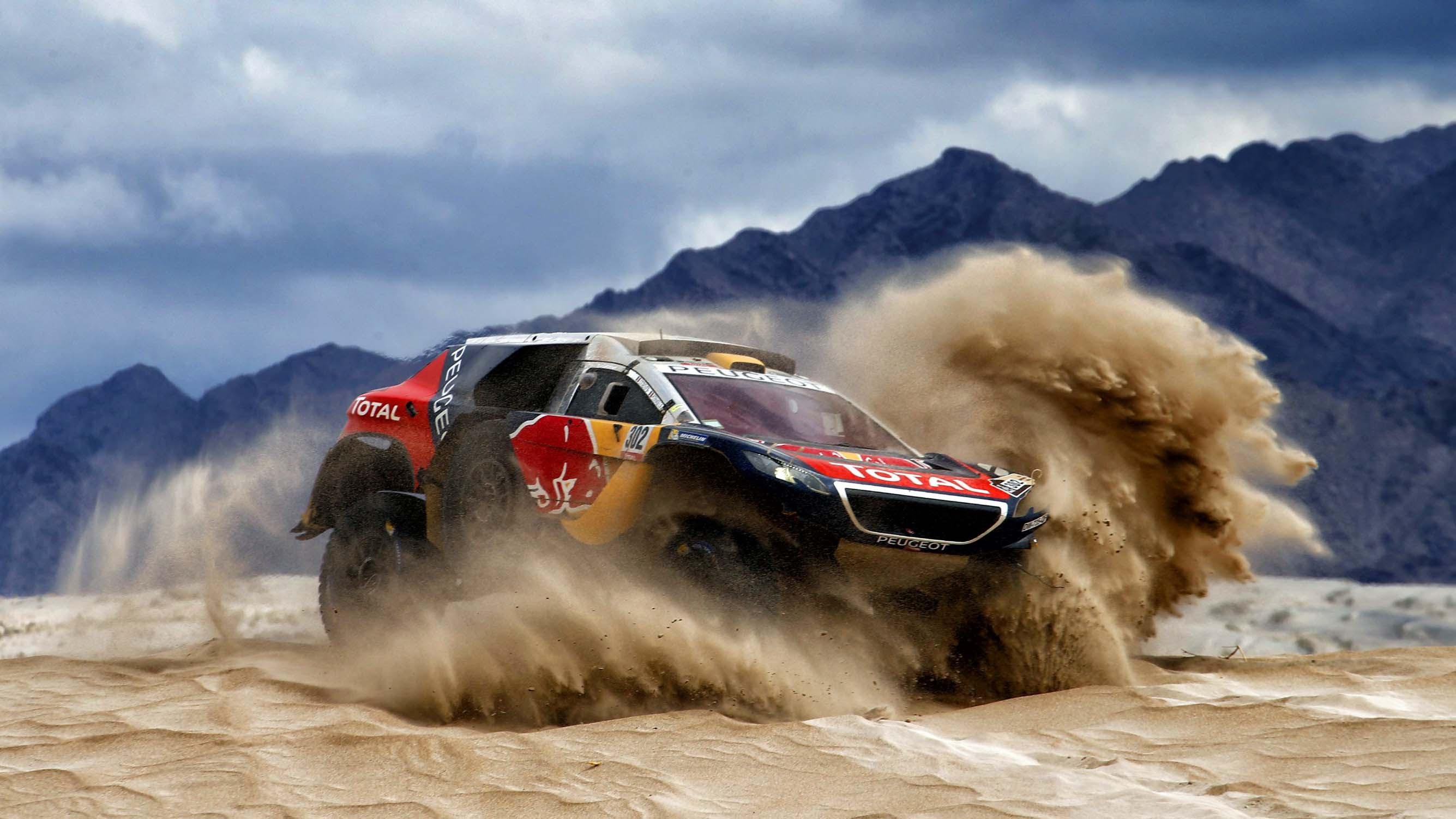 "Photo of مسار جديد لـ""سباق داكار"" من باراغواي إلى بوليفيا"