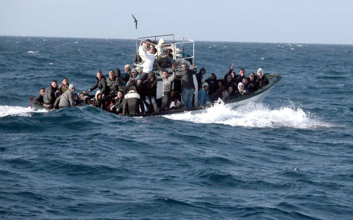 Photo of إنقاذ مهاجرين قبالة سواحل ليبيا