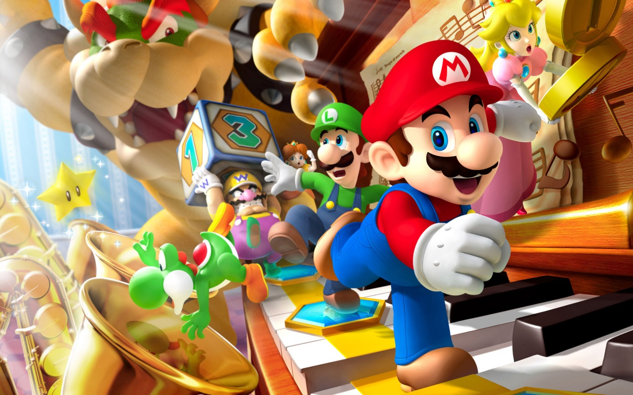 "Photo of للمرة الأولى.. لعبة ""ماريو"" على أجهزة أبل"