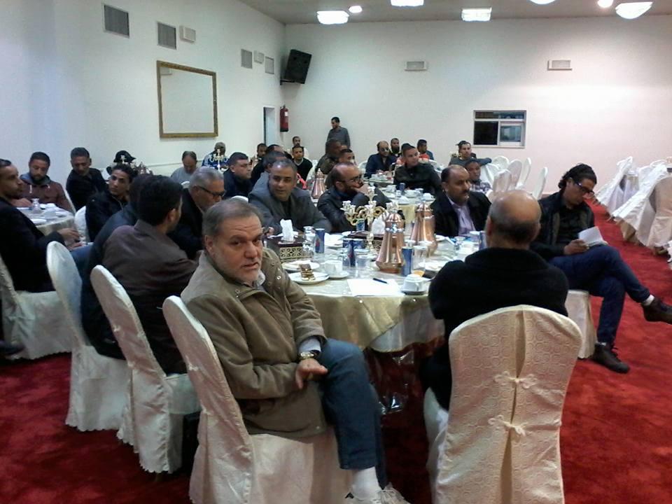 "Photo of نادي أبوسليم يستضيف قرعة ""الفئات السنية"" لطرابلس"