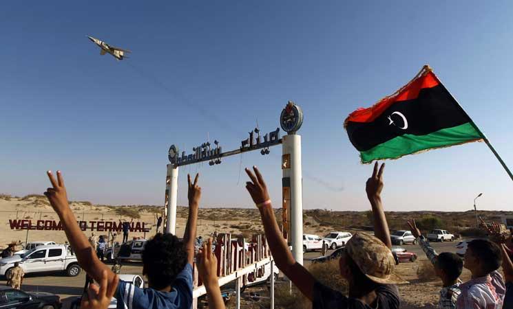 "Photo of ""حركة سياسية"" غطّت هجوما مضادا بـ""الهلال النفطي"""