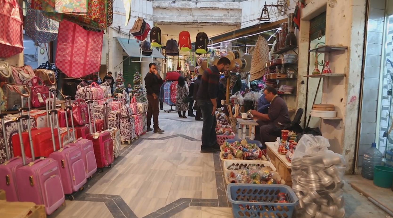 الأسواق التاريخية بليبيا