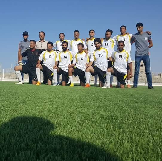 فريق البطنان لكرة القدم 2016