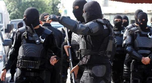 قوات الأمن في تونس